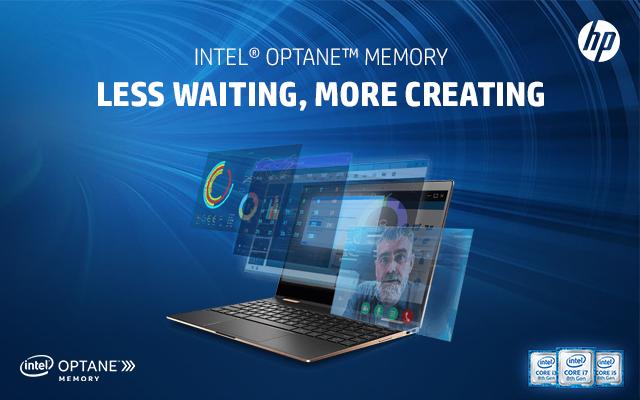 HP LESS WAITING, MORE CREATING