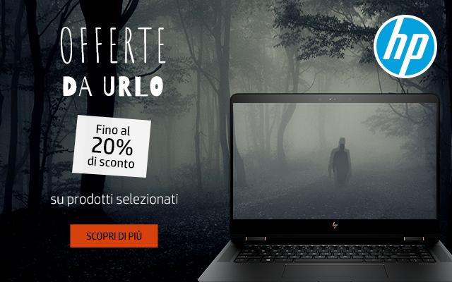 HP OFFERTE DA URLO